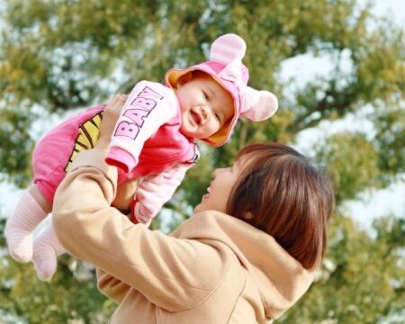 育児の辛いと楽しいは紙一重!気持ちが軽くなる考え方