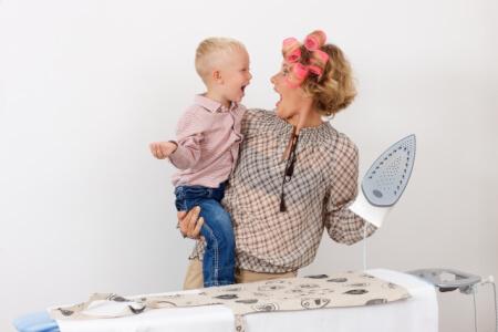専業主婦の子育てをスムーズにするコツって?