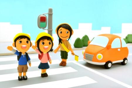 子供の交通事故。誰だって、どんな場所でだって事故は起こりうる!?