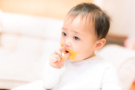 ハンドミキサーを使って楽々離乳食!赤ちゃんも大喜び!