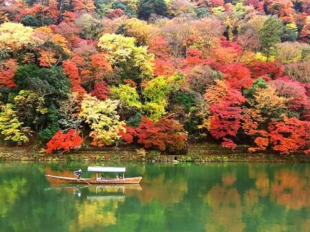 秋はイベントで楽しいことがいっぱい!なぜ「紅葉狩り」と言うの?