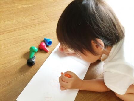 3歳から始める幼児教育!子供に鉛筆を使わせると良い訳とは?