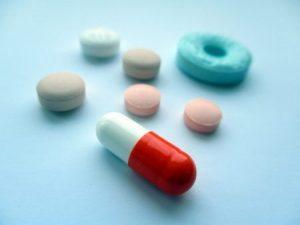 インフルエンザの薬