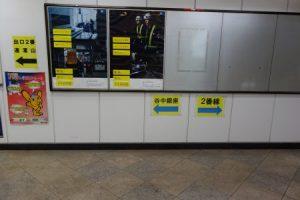 千駄木駅から谷中銀座へ行き方