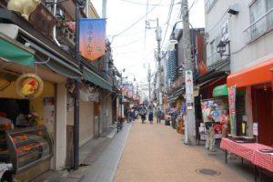 千駄木駅から谷中銀座への行き方3
