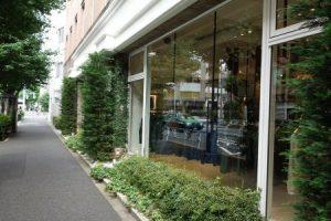 カナダグース本店千駄ヶ谷店への行き方と最寄り駅2